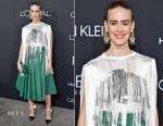 Sarah Paulson In Calvin Klein - ELLE's 25th Annual Women In Hollywood Celebration