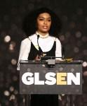 Yara Shahidi In Tory Burch - GLSEN Respect Awards