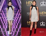 Amandla Stenberg In Ralph & Russo - 22nd Annual Hollywood Film Awards
