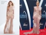 Jennifer Nettles In Uel Camilo - 2018 CMA Awards