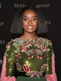 Kiki Layne In Gucci - 2018 LACMA Art + Film Gala