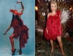 Rita Ora In Dilara Findikoglu - 'Phoenix' Album Launch Party