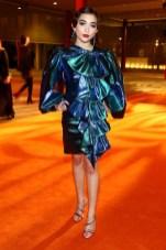 Rowan Blanchard In Gucci - 2018 LACMA Art + Film Gala