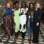 Fashion Blogger Catherine Kallon feature the 'Black Panther' Screening & Conversation