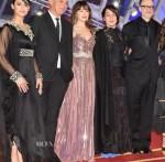 Dakota Johnson In Gucci - Marrakech International Film Festival Opening Ceremony