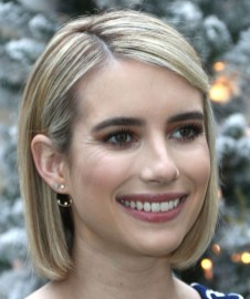 Fashion Blogger Catherine Kallon feature Emma Roberts In Prada - St Jude's Annual Holiday Celebration
