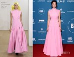 Gemma Arterton In Emilia Wickstead - 2018 British Independent Film Awards