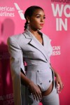 Fashion Blogger Catherine Kallon feature the Janelle Monae In Gareth Pugh - Billboard Women In Music 2018