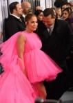 Fashion Blogger Catherine Kallon feature Jennifer Lopez In Giambattista Valli Haute Couture - 'Second Act' New York Premiere