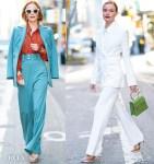 Fashion Blogger Catherine Kallon feature Kate Bosworth In Proenza Schouler, Gabriela Hearst & Calvin Klein - 'Nona' Promotion & New York Premiere