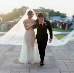 Fashion Blogger Catherine Kallon feature the Priyanka Chopra Weds Nick Jonas In Ralph Lauren