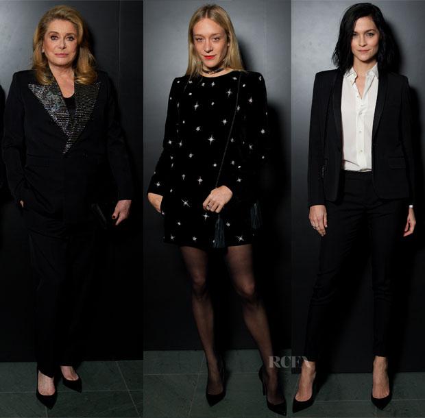 Fashion Blogger Fashion Critic features Saint Laurent Presents 'Belle de Jour'Saint Laurent Presents 'Belle de Jour'