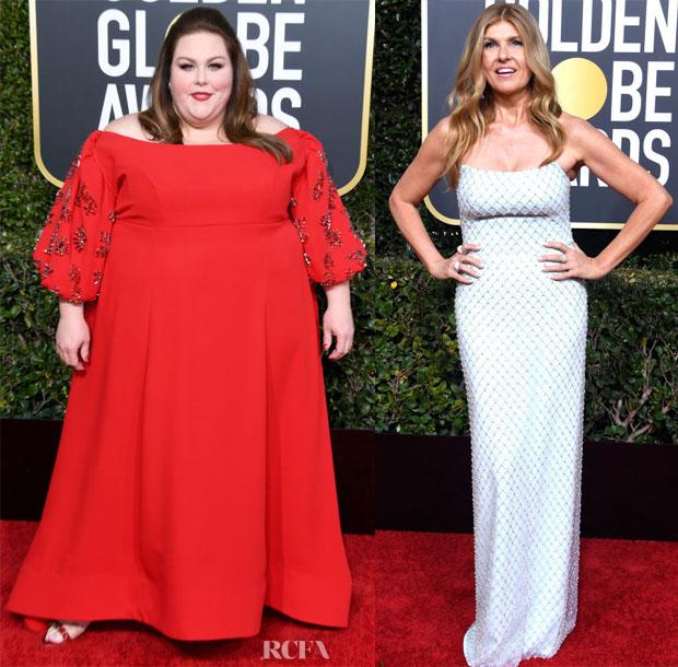 Fashion Blogger Catherine Kallon features 2019 Golden Globe Awards