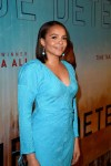 Fashion Blogger Catherine Kallon features Carmen Ejogo In Hellessy - Premiere Of HBO's 'True Detective' Season 3