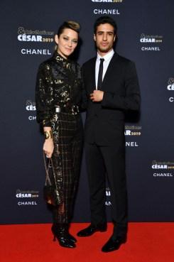Fashion Blogger Catherine Kallon features Marion Cotillard In Chanel - Cesar Revelations 2019
