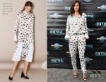 Fashion Blogger Catherine Kallon features Nina Dobrev In Victoria, Victoria Beckham - Extra