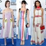 Fashion Blogger Catherine Kallon features 2019 Film Independent Spirit Awards