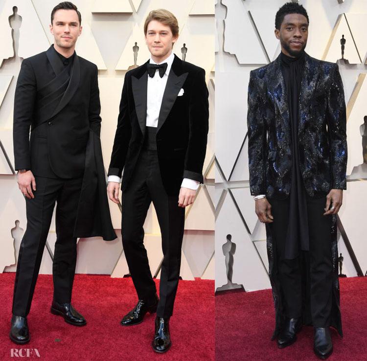 2019 Oscars Menswear Roundup