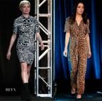 Fashion Blogger Catherine Kallon features 2019 Winter Television Critics Association Press Tour
