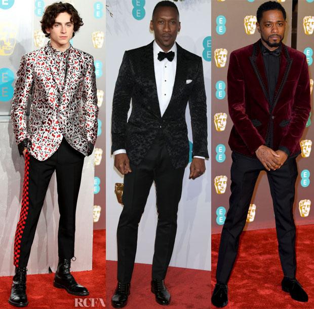 2019 BAFTAs Menswear Roundup