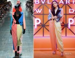 Grace Wong In Marc Jacobs - Bvlgari Wild Pop Event