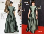 Fashion Blogger Catherine Kallon features Kristin Scott Thomas In Christian Dior Haute Couture - Cesar Film Awards 2019