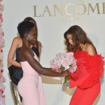 Fashion Blogger Catherine Kallon features Lupita Nyong'o In Alex Perry - Vanity Fair And Lancôme Toast Women In Hollywood