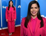 America Ferrera In Kate Spade New York - NBC And Universal Television's 'Superstore' Academy For Your Consideration Press Line
