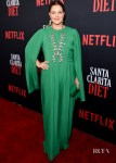 Drew Barrymore Was Boho Chic For The 'Santa Clarita Diet' Season 3 Premiere