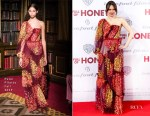 Emily Mortimer In Peter Pilotto - 'Head full of Honey' Berlin Premiere