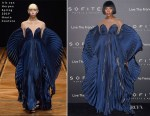 Naomi Campbell In Iris van Herpen Haute Couture - 'La Nuit' by Sofitel Party