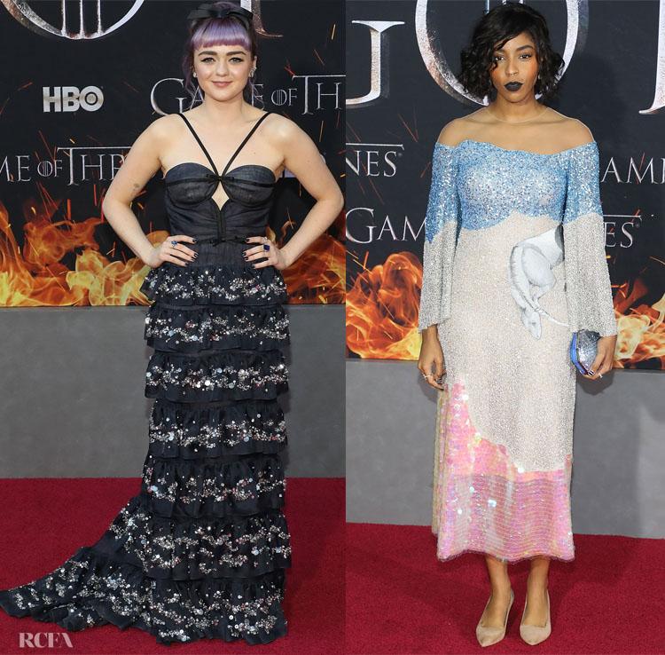 Game Of Thrones' Season 8 New York Premiere