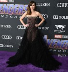 Linda Cardellini Dons A Gala Gown For The 'Avengers: Endgame' LA Premiere