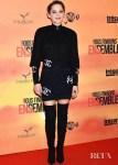 Marion Cotillard CC'ed In Chanel For The 'Nous Finirons Ensemble' Paris Premiere