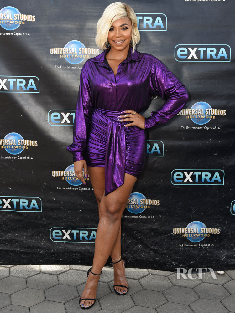 Ashanti In House of CB - Extra Visit