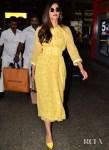 Sonam Kapoor's Summery Airport Style Is On Point