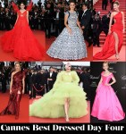 Who Was Your Best Dressed On Day Four Of Cannes Film Festival?