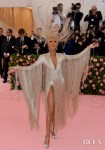Celine Dion In Oscar de la Renta - 2019 Met Gala