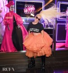 Lady Gaga Rocks Tons Of Tulle For The Haus of Gaga Museum Opening
