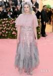 Lucy Boynton In Prada - 2019 Met Gala
