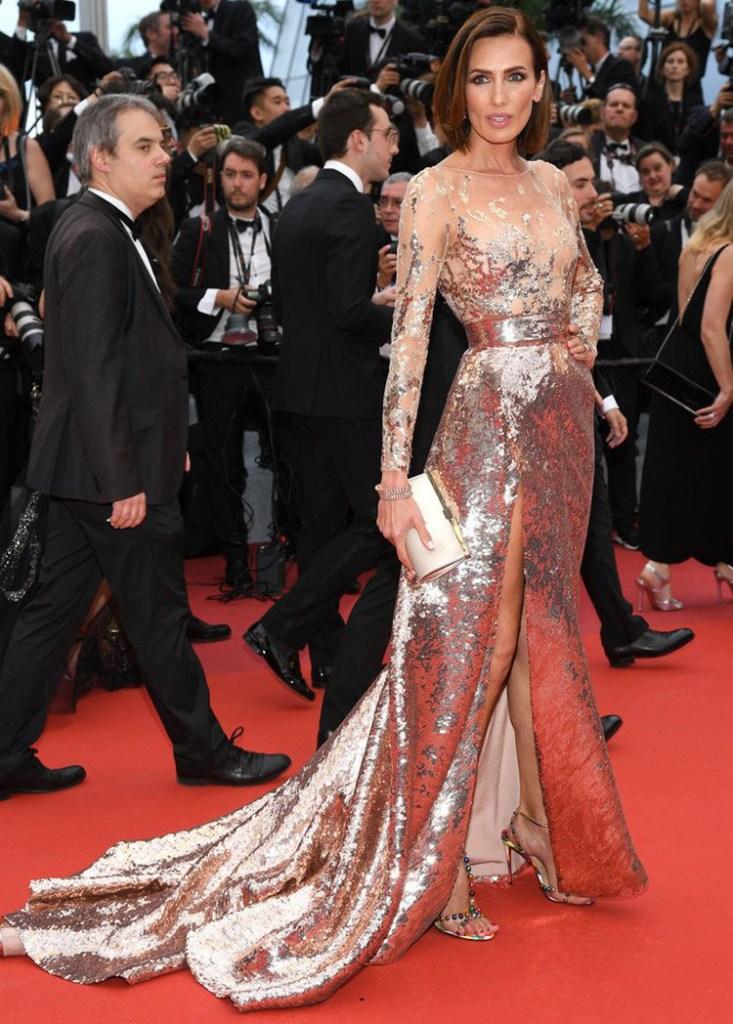 Nieves Alvarez In Elie Saab Haute Couture - 'The Dead Don't Die' Cannes Film Festival Premiere & Opening Ceremony