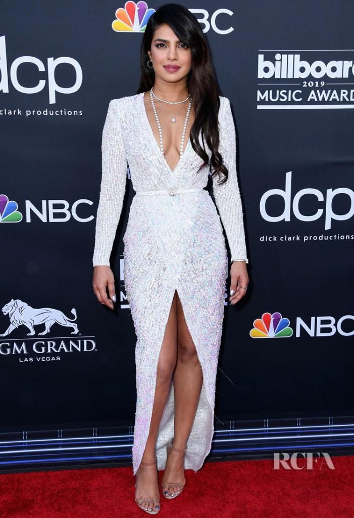 Priyanka Chopra In Zuhair Murad Couture - 2019 Billboard Music Awards