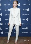 Rachel Brosnahan's GLAAD Media Awards Power Suit