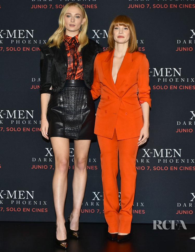 'X-Men Dark Phoenix' Mexico City Press Conference