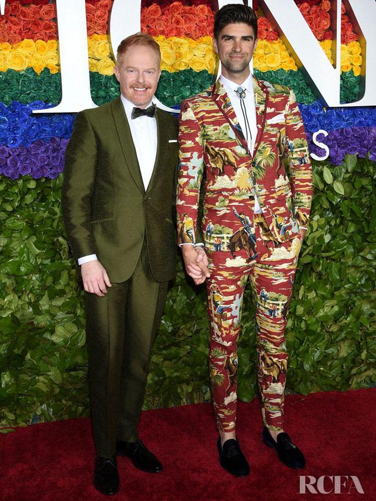Jesse Tyler Ferguson in Richard James - 2019 Tony Awards