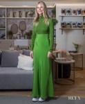 Gwyneth Paltrow Goes Green For Goop @ Harvey Nichols