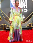 Issa Rae Brought Plenty Of Colour To The NBA Awards
