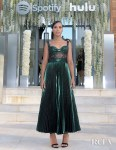 Kerry Washington Was Lovely In Emerald Green For Spotify and Hulu's Cannes Lion Event