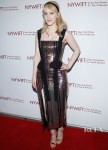 Rachel Brosnahan Shines In Sequins For The New York Women In Film & Television's Designing Women Awards