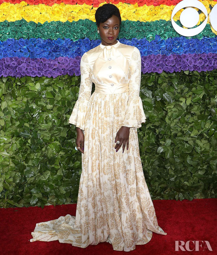 Danai Gurira in Gucci - 2019 Tony Awards